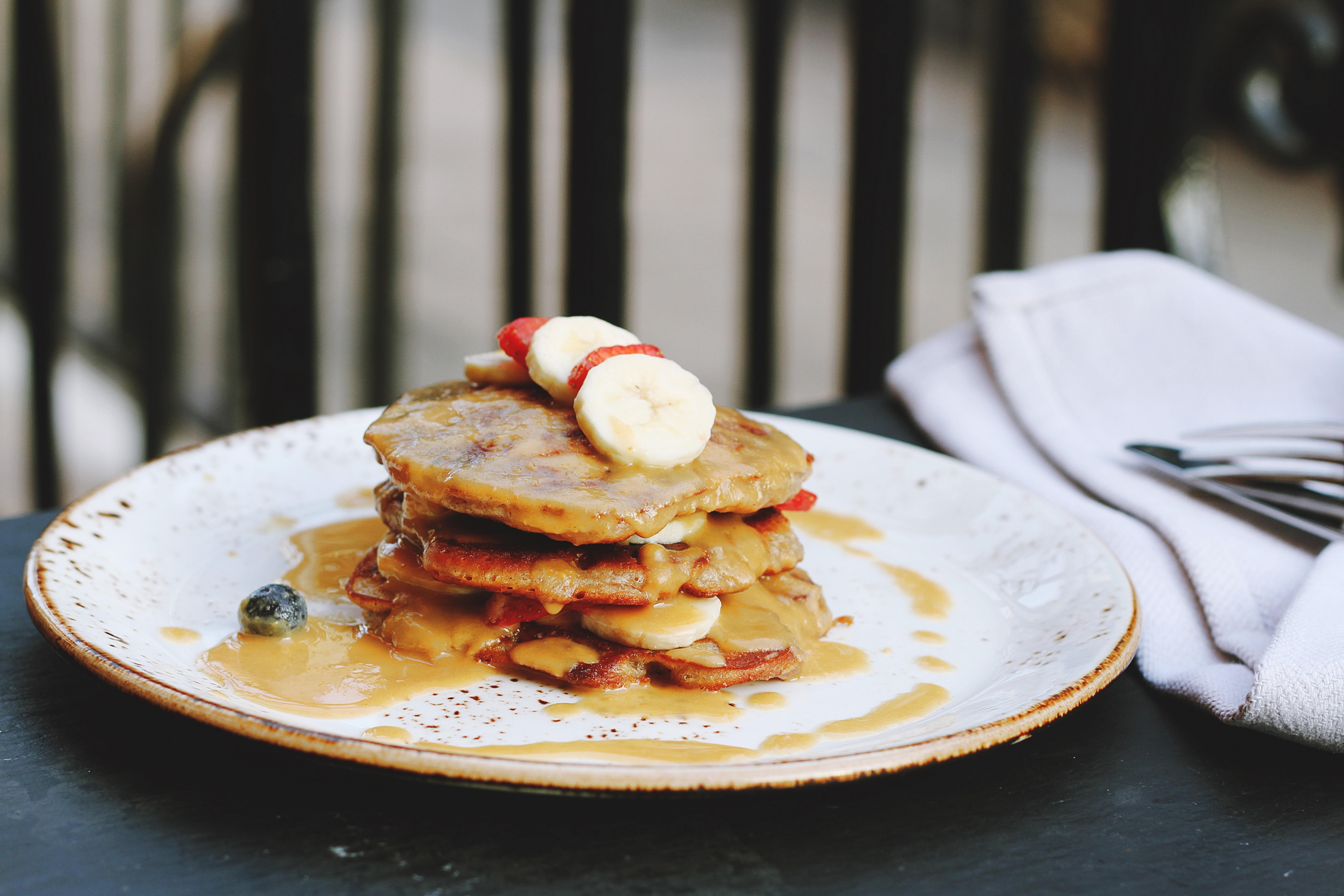 Perfekte Pancakes