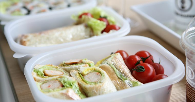 Leckere Ideen für die Mittagspause