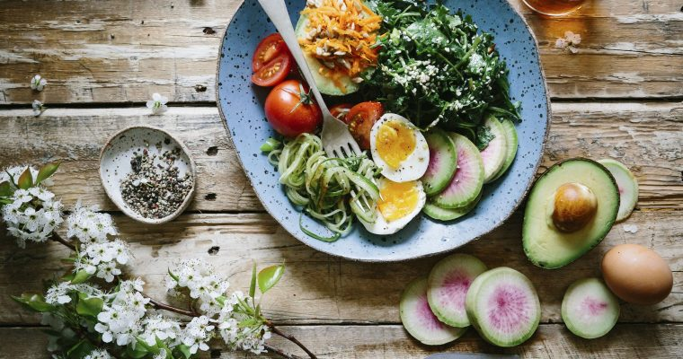 Neujahrsvorsatz: Gesunde Ernährung