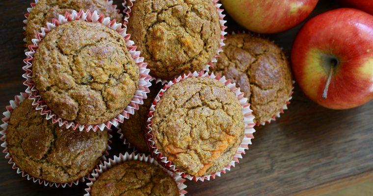 Gesunde Muffins für deinen Start in den Tag