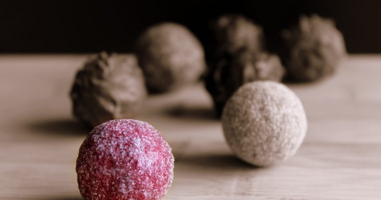 Dattel Energyballs – Zuckerfreie Weihnachten