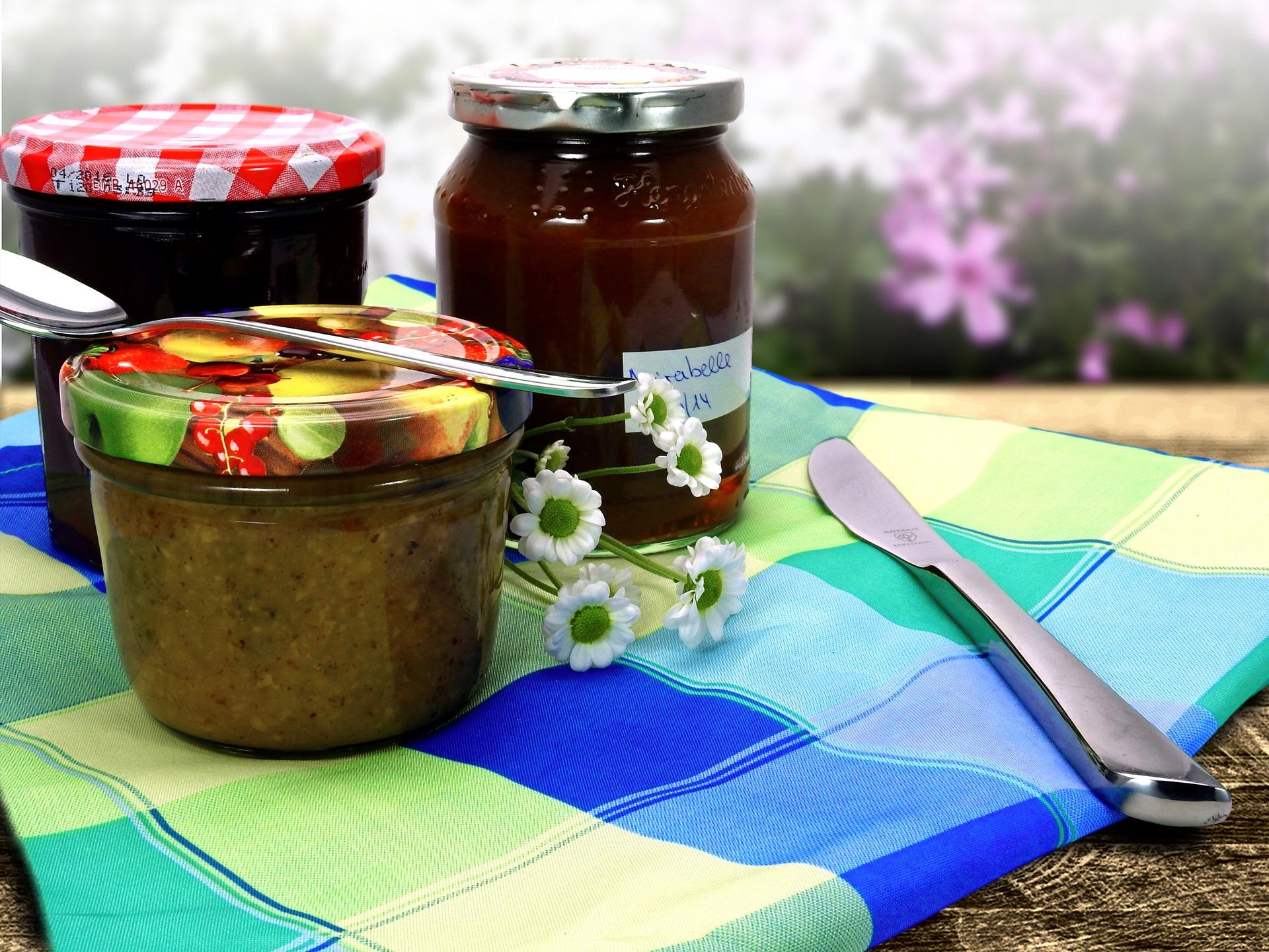 Stachelbeer-Zucchini-Marmelade