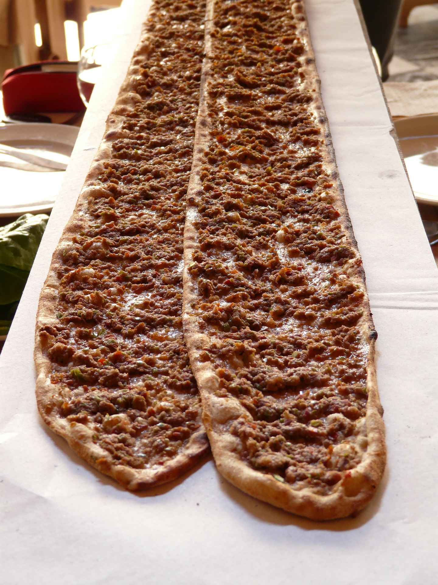Lahmacun – Pizza nach türkischer Art