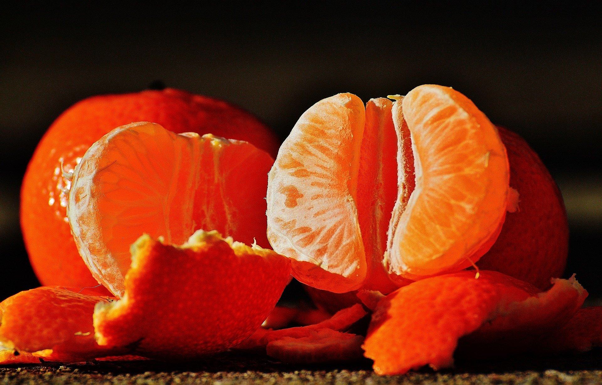 Mandarinentiramisu