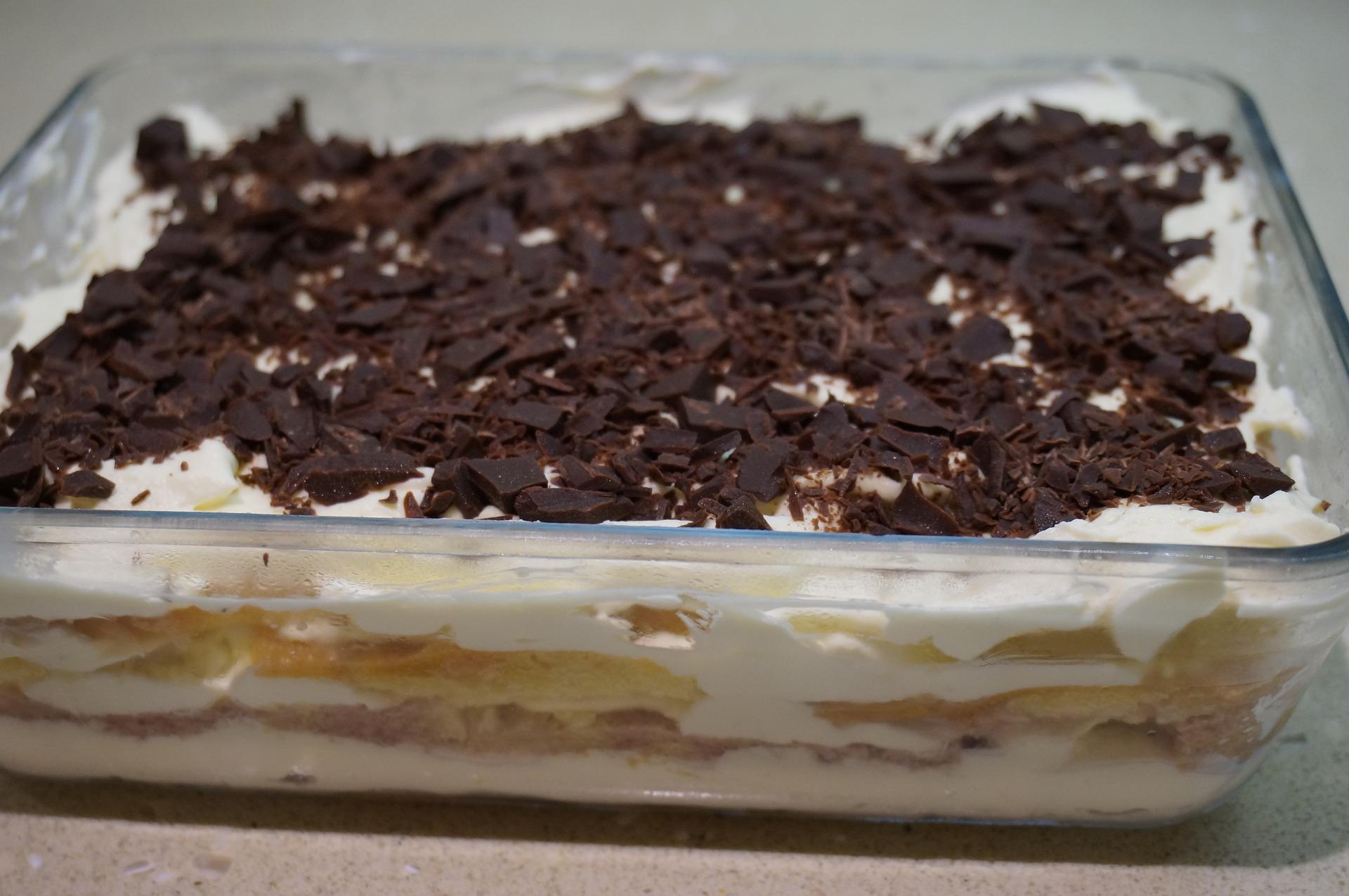 Windbeutel Dessert