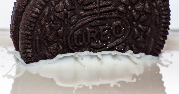 Oreo-Schoko-Lasagne