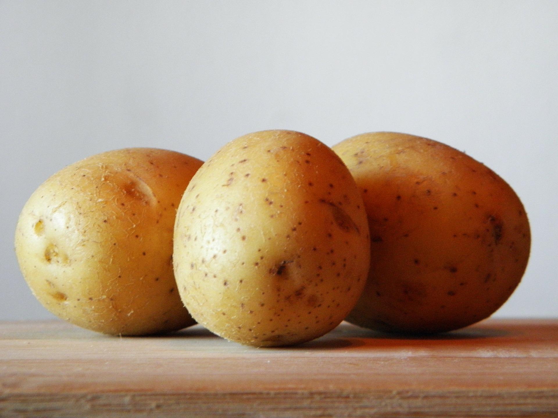 Knusprige Kartoffeltaler